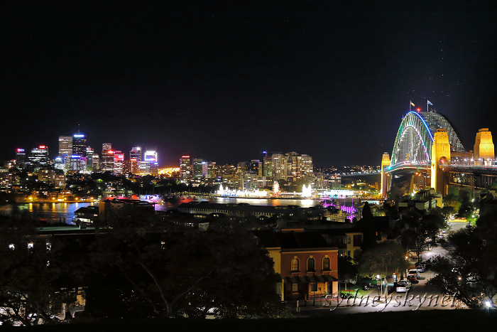 VIVIDSYDNEY 2014 ~3~ Harbour Bridge_f0084337_17435734.jpg
