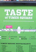 マンハッタンヘンジと食の祭典 Taste of Times Square_b0007805_3173682.jpg