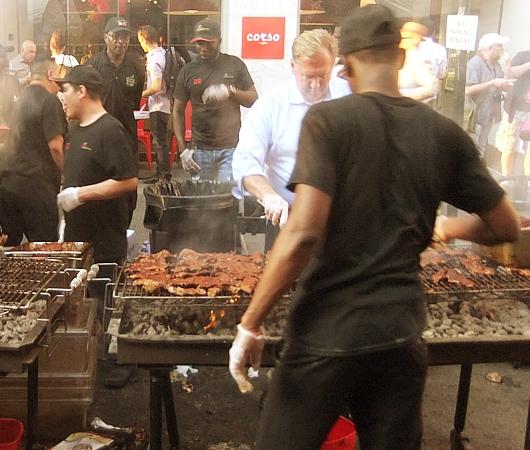 マンハッタンヘンジと食の祭典 Taste of Times Square_b0007805_3182348.jpg