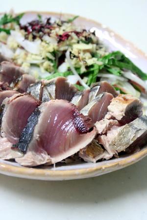 鰹まるごと、卸しました!! & アザブデリコの麻婆豆腐!_f0141419_08252793.jpg