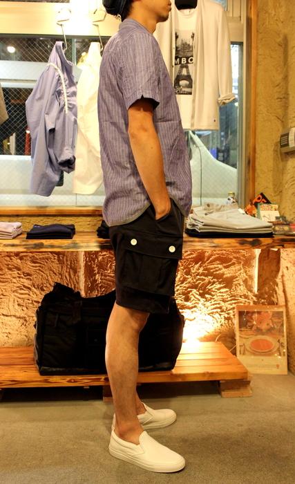 ◆Tensel Linen Pull Over Shirt _e0142928_1541558.jpg