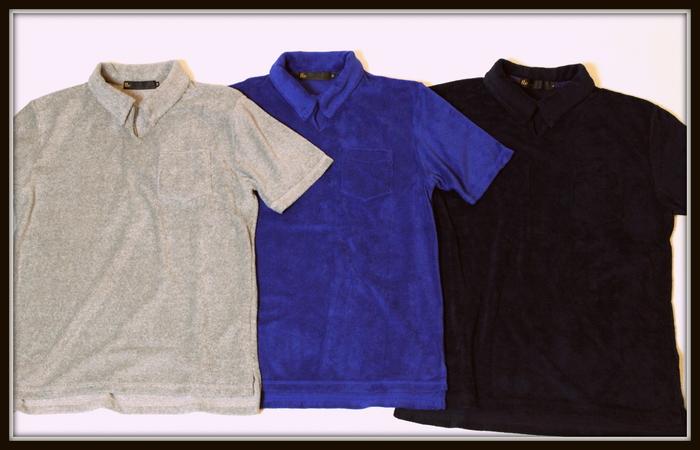 ◆Pile Knit BD Polo_e0142928_160180.jpg