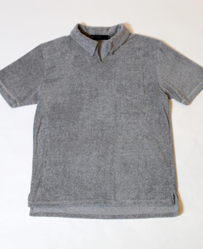 ◆Pile Knit BD Polo_e0142928_16364321.jpg