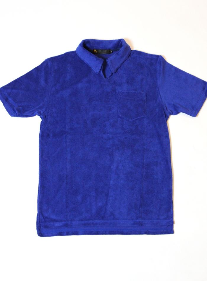 ◆Pile Knit BD Polo_e0142928_16392621.jpg