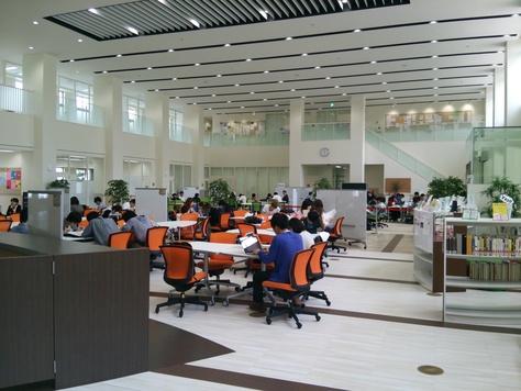 2014.05.27 関西学院大学 アカデミック・コモンズ(ハード編)_f0138645_16482188.jpg