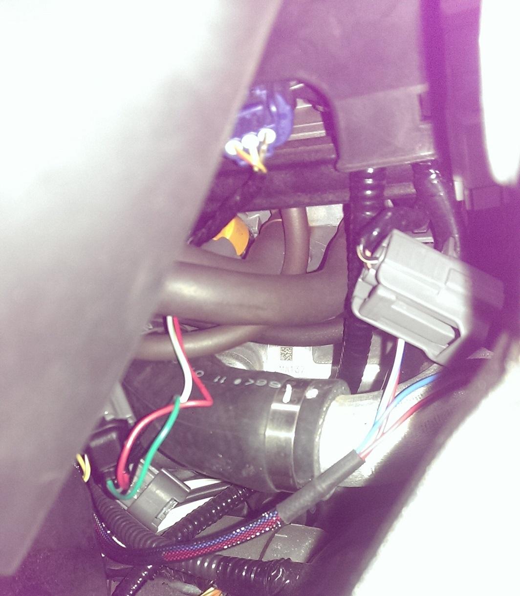 CBR600RR(国内)  逆車ECUにパワーコマンダーV_e0114857_21341877.jpg