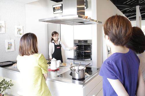 Miele・食洗機・5月の体験会報告_a0155290_202626100.jpg