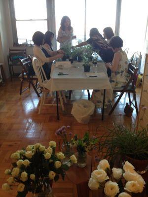 私も大興奮♪ハーブとお花とプロバンスコラボクラス♡_f0095325_1615671.jpg