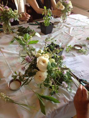 私も大興奮♪ハーブとお花とプロバンスコラボクラス♡_f0095325_1615938.jpg