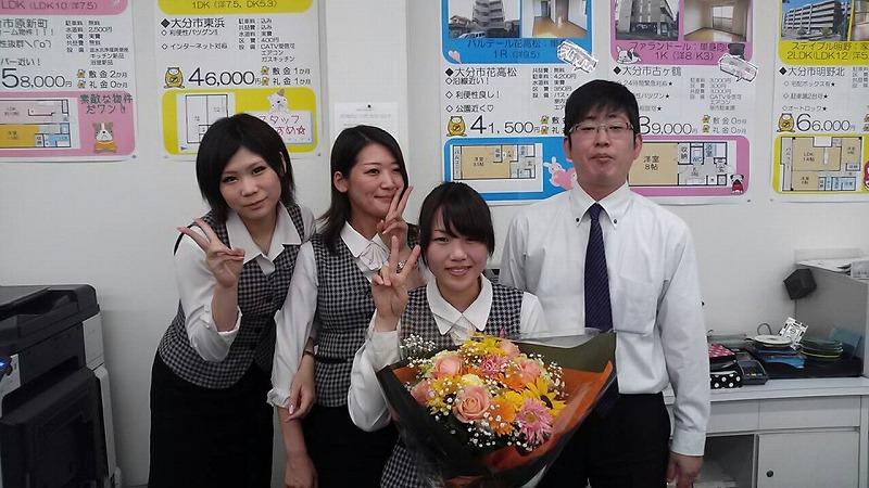 【東店】誕生日♪_b0203727_12441444.jpg