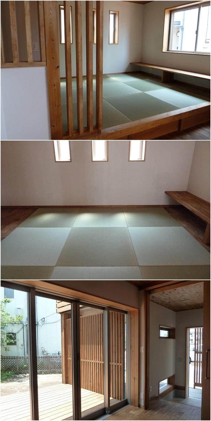 相模原市中央区の家☆格子が素敵です☆_c0152341_15165684.jpg