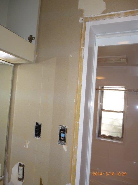 在来浴室からTOTOサザナへリフォーム 5_e0207151_16322875.jpg