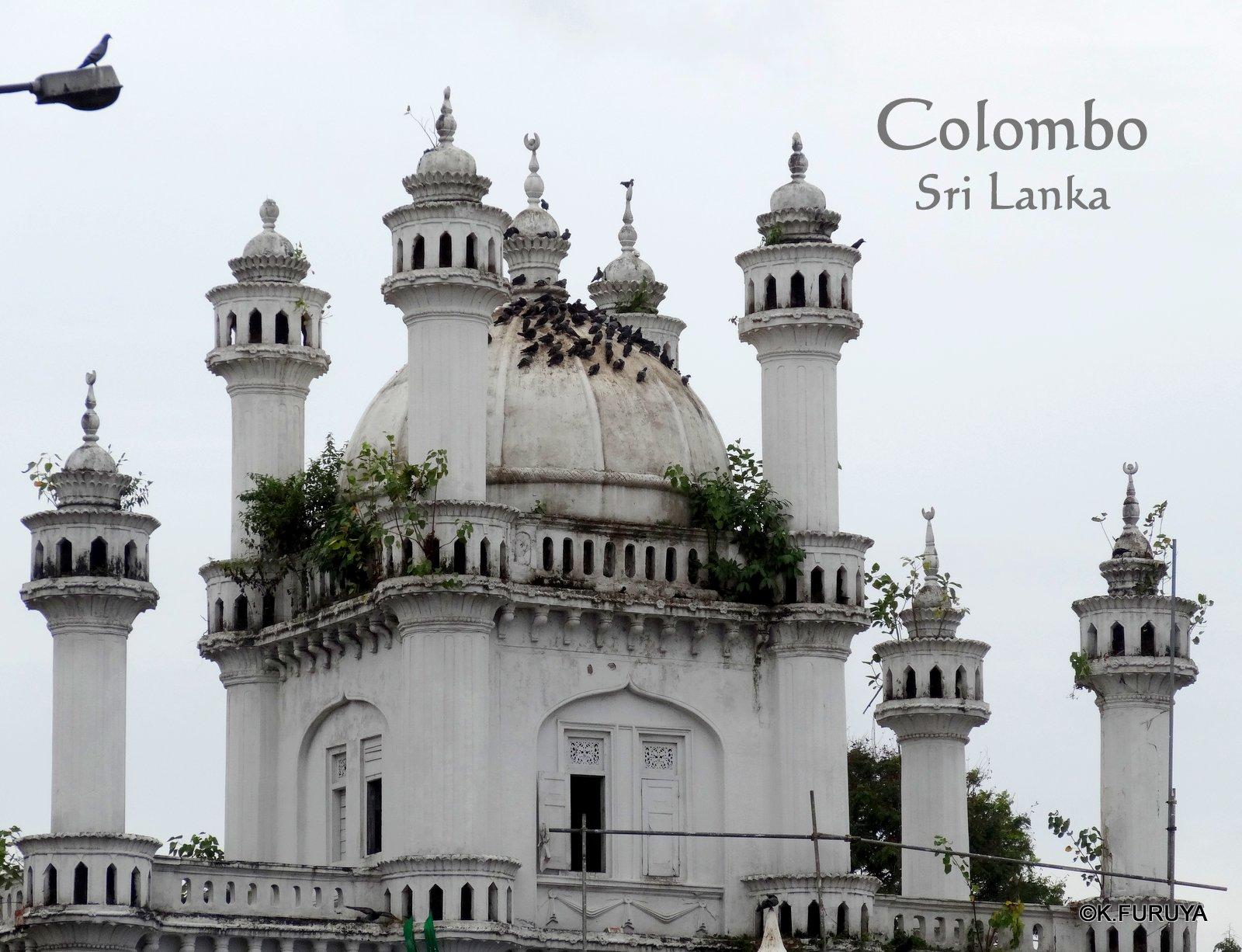 スリランカ旅行記 17  ゴールからコロンボへ_a0092659_18414355.jpg