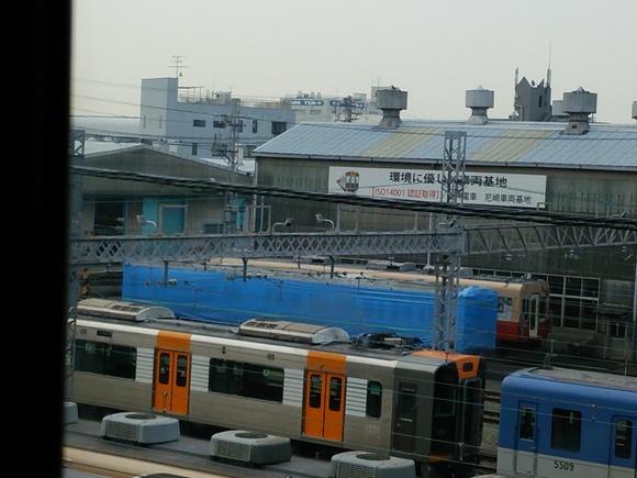阪神電車 尼崎車庫_d0202264_21405228.jpg