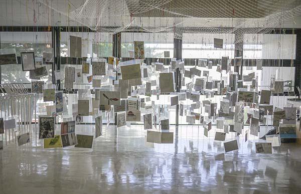 東日本大震災復興支援アートプロジェクト 「POSTCARDS TO JAPAN」_a0141072_1045979.jpg