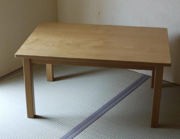 保育園のテーブルをリメイク_c0138410_7393020.jpg