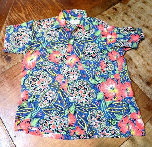 6/7(土)入荷!40-50'S SKIPPER HAWAIIANシャツ!_c0144020_14364969.jpg