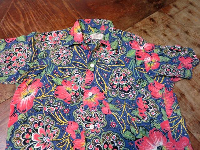 6/7(土)入荷!40-50'S SKIPPER HAWAIIANシャツ!_c0144020_14365219.jpg