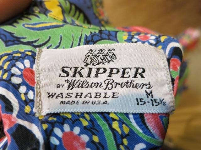 6/7(土)入荷!40-50'S SKIPPER HAWAIIANシャツ!_c0144020_1437146.jpg