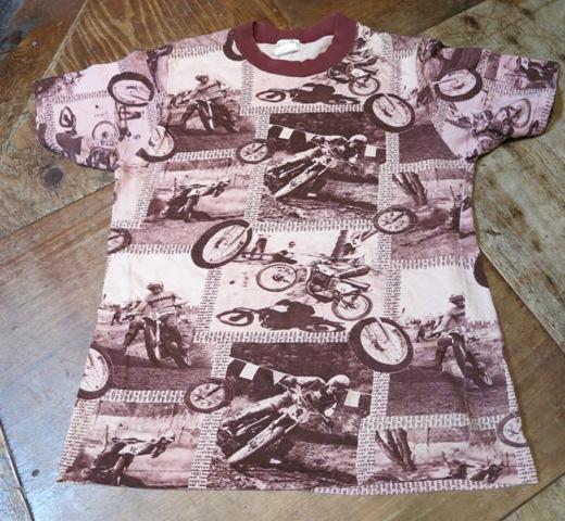 6/7(土)入荷!70'S 総柄 モータサイクルPHOTO Tシャツ!_c0144020_14525927.jpg