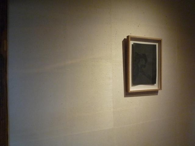 2014.6①華雪展「家を巡る」前_e0138627_1523287.jpg