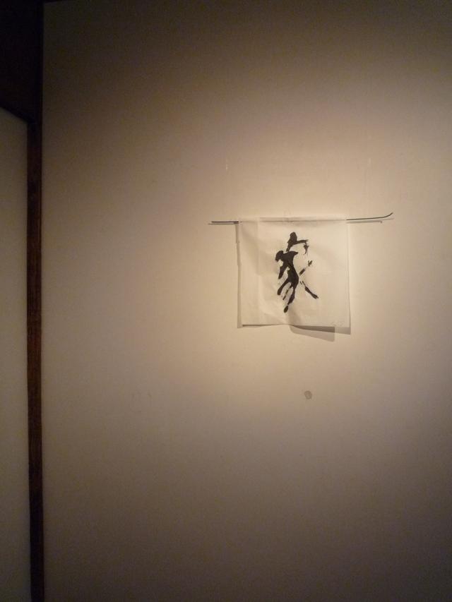 2014.6①華雪展「家を巡る」前_e0138627_15293247.jpg