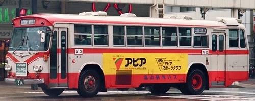 富山観光バス 日デU20L ? +富士13型_e0030537_19563413.jpg