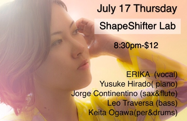 July 17 2014 ShapeShifter Labで夢の共演_a0150139_1435632.png