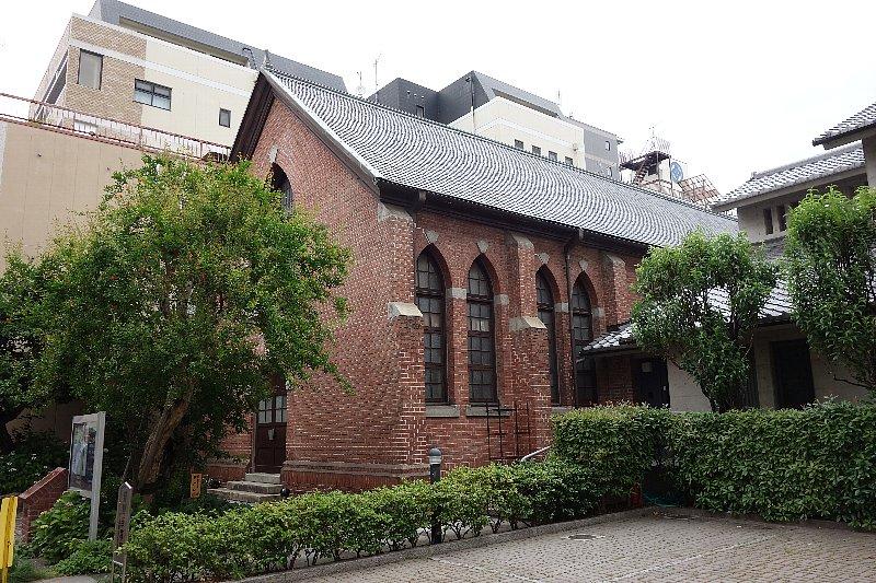 再び京都御幸町教会へ_c0094541_10315595.jpg