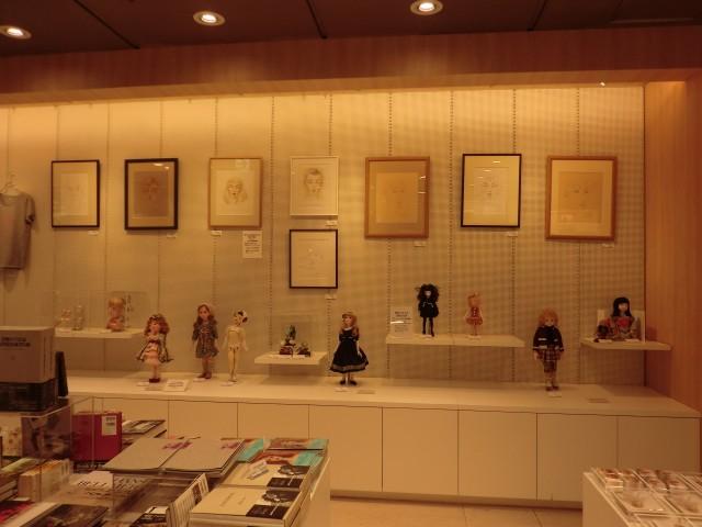 『SIMON DOLL 四谷シモン』展に行った。_d0079147_15292167.jpg