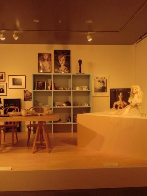 『SIMON DOLL 四谷シモン』展に行った。_d0079147_15382465.jpg
