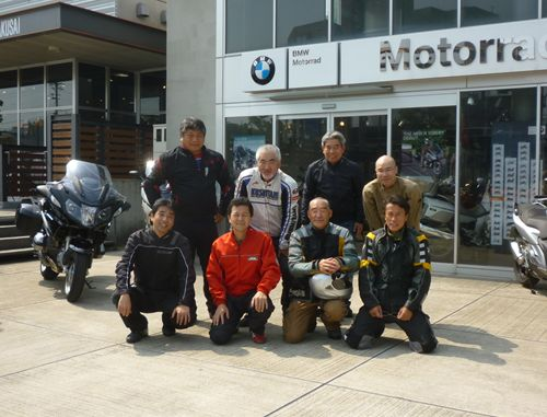 BMW Motorrad Weekend in はわい_e0254365_1925420.jpg