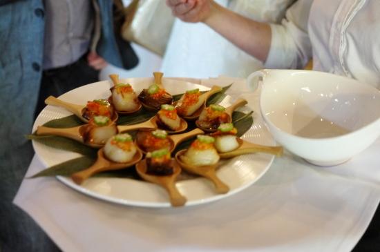 新潟のお酒八海山@Zest Japanese Cuisine_d0129786_14431836.jpg