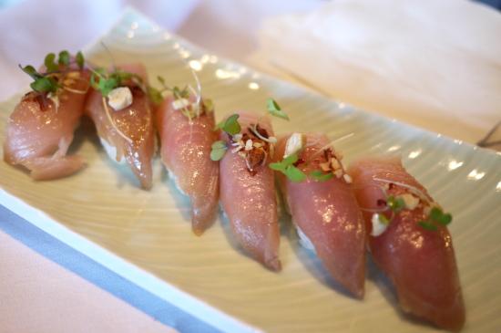 新潟のお酒八海山@Zest Japanese Cuisine_d0129786_14452839.jpg