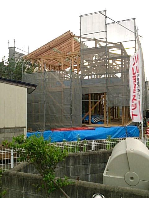 S様邸「新藤田の家」_f0150893_193535.jpg