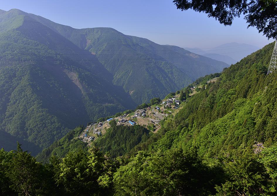 日本のチロルと呼ばれる、長野県の下栗の里へ。_f0245594_18283164.jpg