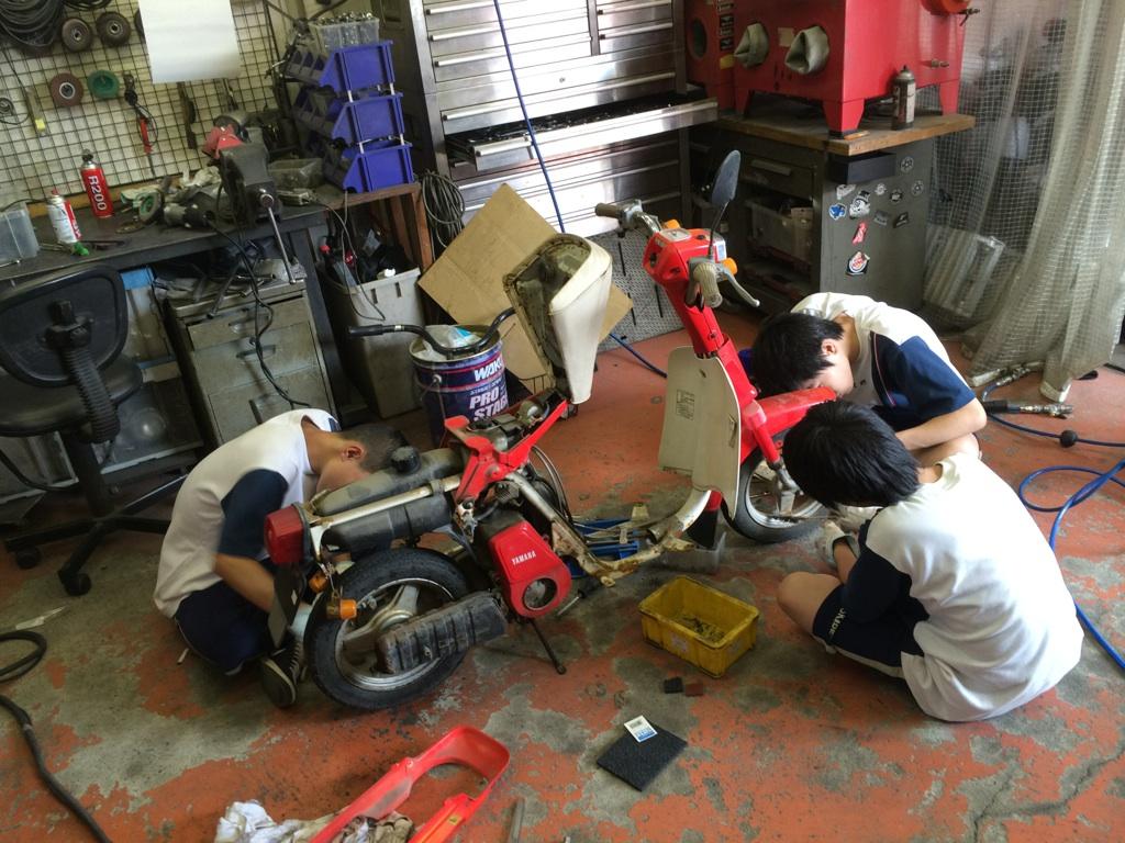 職業体験_a0164918_19475443.jpg
