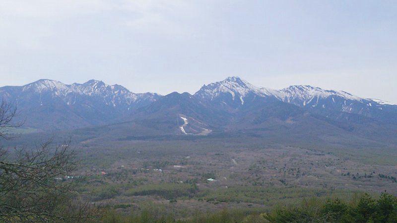 八ヶ岳の景色_f0100825_13144593.jpg