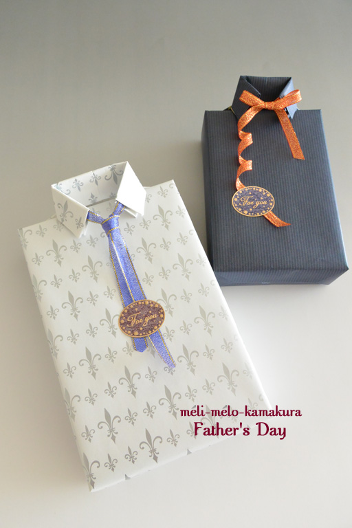 ◆Wrapping*Father\'s Day_f0251032_104738.jpg