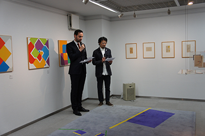 「MAX & AOI HUBER」展開催中です。_f0171840_18563983.jpg