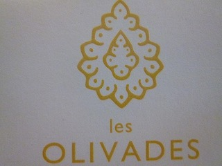 Les Olivades  ランチバッグ&クロス♪_a0165160_08352849.jpg