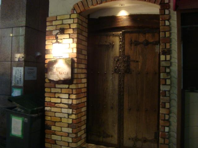 赤坂「ワインバー ザ・ゲート」へ行く。_f0232060_21202030.jpg