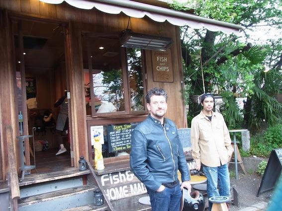 Run with Conrad Leach in Tokyo 2 of 2_a0145275_14476.jpg