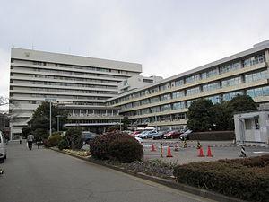 慶応義塾大学病院_f0322193_9252086.jpg