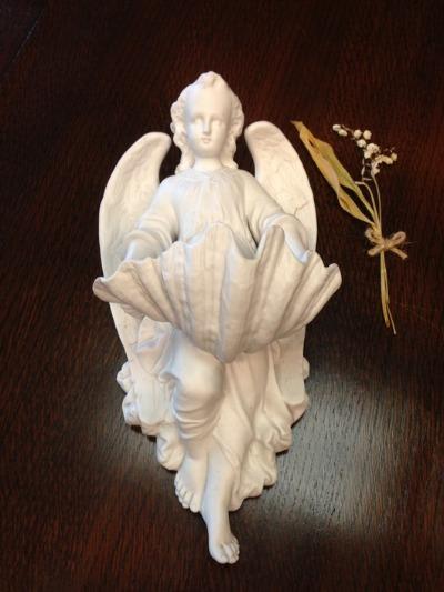 天使の訪れ †_c0203401_23322095.jpg