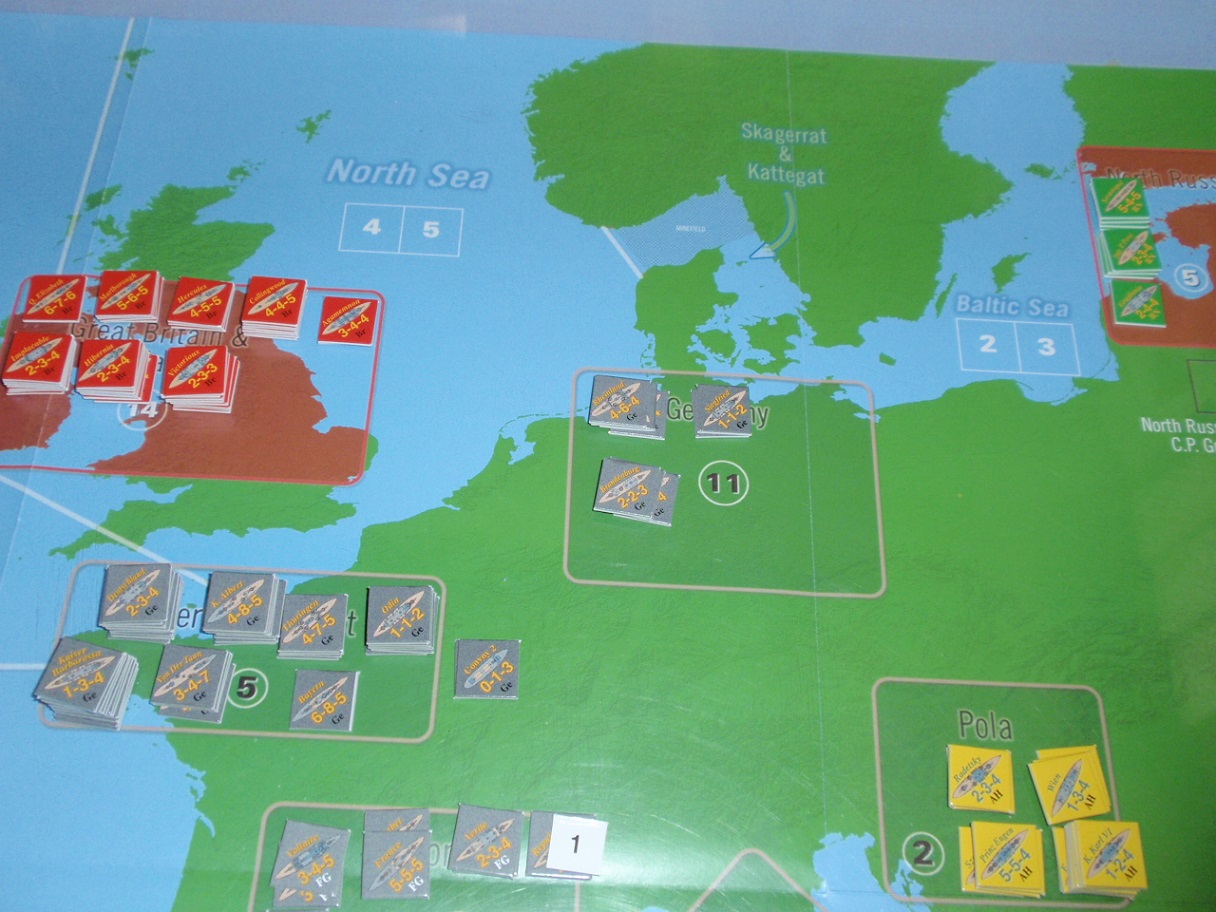 Decision Games「Nine Navies War」③_b0162202_22265264.jpg