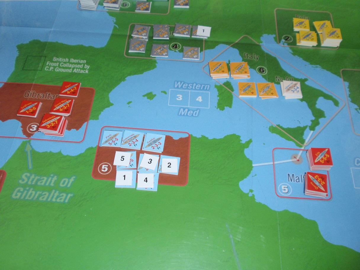 Decision Games「Nine Navies War」③_b0162202_2227758.jpg