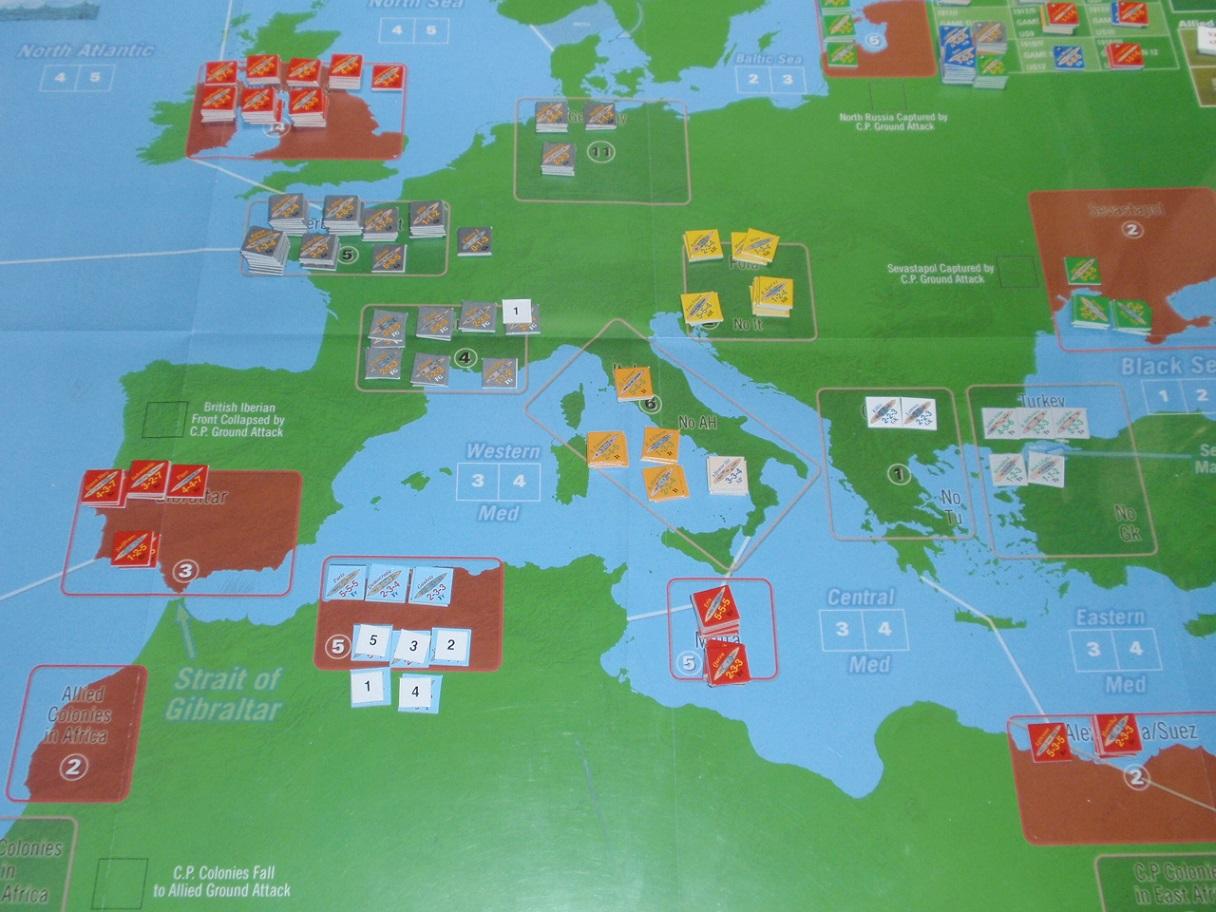 Decision Games「Nine Navies War」③_b0162202_22282092.jpg