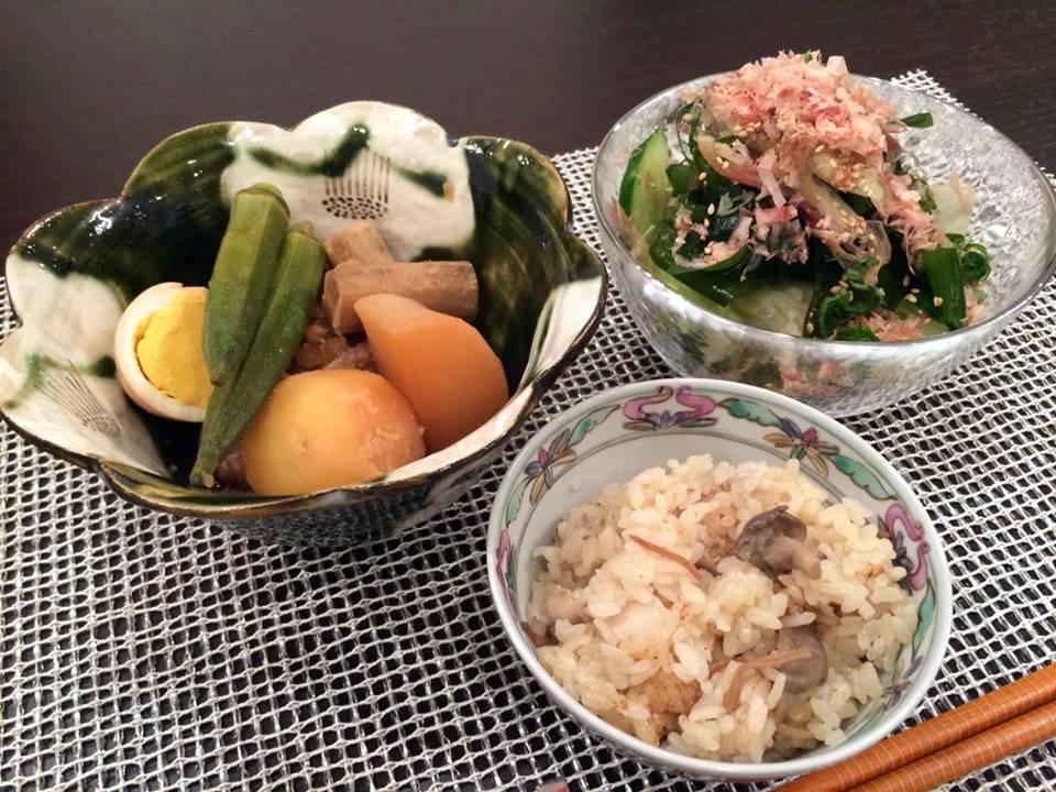 和食と日本酒♡_a0231828_16511074.jpg