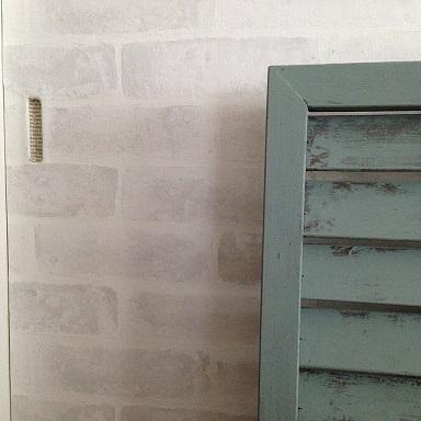久々のセルフリノベーション♪壁紙と水栓と ^^_f0023333_09153830.jpg